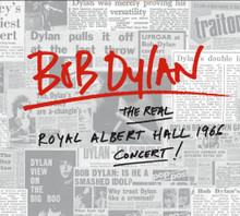 Bob Dylan - The Real Royal Albert Hall 1966 Concert (2 x CD)