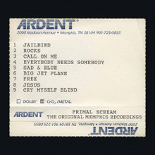 Primal Scream - Give Out But Don't Give Up, Original Memphis Reco.. (NEW 2 x CD)