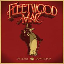 Fleetwood Mac - 50 Years, Don't Stop (CD)