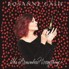 Roseanne Cash - She Remembers Everything (CD)