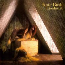 "Kate Bush - Lionheart (12"" VINYL LP) Remastered"