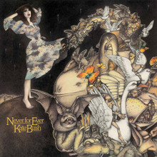 """Kate Bush - Never For Ever (12"""" VINYL LP) Remastered"""