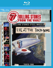 The Rolling Stones - Live from the Vault Tokyo Dome 1990 (SD BLU-RAY)
