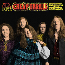 """Big Brother & The Holding Company - Sex, Dope & Cheap Thrills (2 x 12"""" VINYL LP)"""