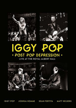 Iggy Pop - Post Pop Depression – Live At The Royal Albert Hall (DVD)