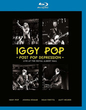Iggy Pop - Post Pop Depression – Live At The Royal Albert Hall (NEW BLU-RAY)