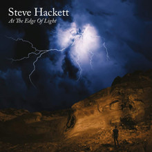 Steve Hackett - At The Edge of Light (CD + DVD)