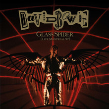David Bowie - Glass Spider (Live Montreal '87) (2 x CD)