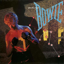 "David Bowie - Let's Dance (12"" VINYL LP)"