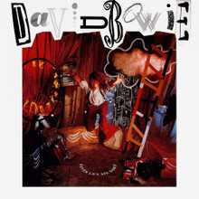 "David Bowie - Never Let Me Down (12"" VINYL LP)"