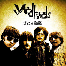 The Yardbirds - Live & Rare (NEW 4 x CD, DVD)