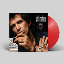 """Keith Richards - Talk Is Cheap (NEW 12"""" RED VINYL LP)"""