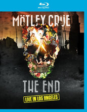Mötley Crüe - The End – Live In Los Angeles (BLU-RAY)