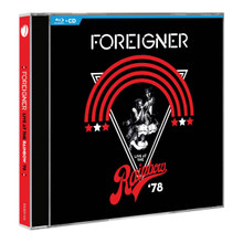 Foreigner - Live At The Rainbow (BLURAY + CD)