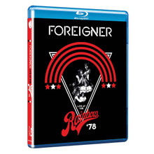 Foreigner - Live At The Rainbow (BLURAY)
