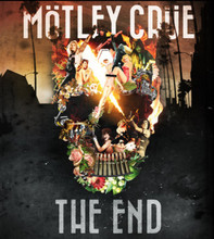 Mötley Crüe - The End – Live In Los Angeles (CD, DVD, BLU-RAY, BOOK)