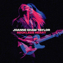 "Joanne Shaw Taylor - Reckless Heart (2 x 12"" COLOUR VINYL LP)"
