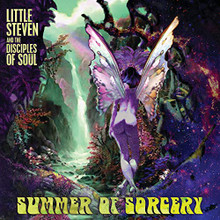 Little Steven & The Disciples Of Soul - Summer of Sorcery (CD)