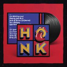 "The Rolling Stones - Honk (3 x 12"" VINYL LP)"