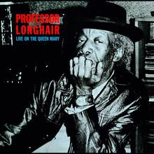 Professor Longhair - Live on the Queen Mary (CD)