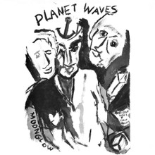 "Bob Dylan - Planet Waves (12"" VINYL LP)"