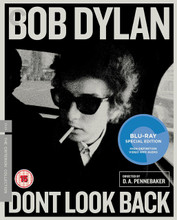 Bob Dylan - Don't Look Back 1967 (Blu-ray)