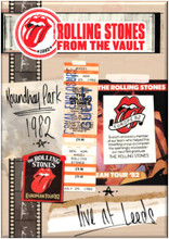 The Rolling Stones - Live From The Vault Leeds 1982 (SD BLU-RAY)