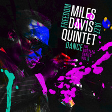 Miles Davis Quintet – Freedom Jazz Dance. The Bootleg Series Vol 5 (NEW CD)