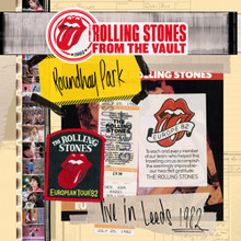 The Rolling Stones - Live From The Vault Leeds 1982 (2 x CD + DVD)