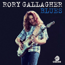 """Rory Gallagher - The Blues (2 x 12"""" VINYL LP)"""