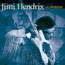 Jimi Hendrix - Live At Woodstock (CD)
