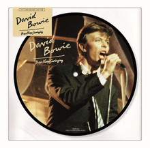 "David Bowie - Boys Keep Swinging (7"" PICTUREDISC VINYL)"