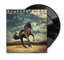 "Bruce Springsteen - Western Stars (2 x 12"" BLACK VINYL LP) + A5 print"