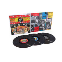 "The Rolling Stones - Rock And Roll Circus (3 x 12"" VINYL LP)"