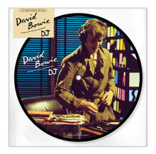 "David Bowie - D.J. (7"" PICTUREDISC VINYL)"