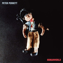 "Peter Perrett - Humanworld (12"" BLUE VINYL LP)"