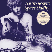 "David Bowie - Space Oddity (2 x 7"" VINYL BOXSET)"