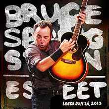 Bruce Springsteen & The E Street Band - First Direct Arena, Leeds 24th July 2013 (3 x CD)