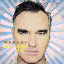 "Morrissey - California Son (12"" BLUE VINYL LP)"