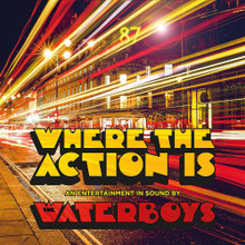 The Waterboys - Where The Action Is (2 x CD)
