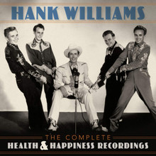 "Hank Williams - Complete Health & Happiness Recordings (3 x 12"" VINYL LP)"