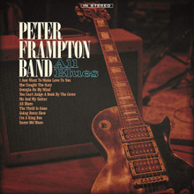 Peter Frampton Band - All Blues (CD)