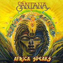 Santana - Africa Speaks (CD)