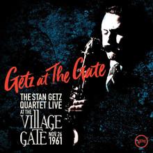 """The Stan Getz Quartet - Getz At The Gate (3 x 12"""" VINYL LP)"""