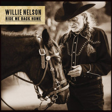 "Willie Nelson - Ride Me Back Home (12"" VINYL LP)"