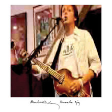 Paul McCartney - Amoeba Gig (CD)