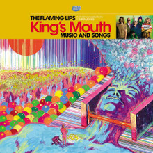 """The Flaming Lips - King's Mouth (12"""" VINYL LP)"""