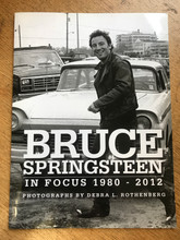 Debra L. Rothenberg - Bruce Springsteen: In Focus, 1980-2012 (Promo Preview A4 Booklet)