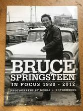 Debra L. Rothenberg - Bruce Springsteen: In Focus, 1980-2012 (Promo Preview A4 Booklet)