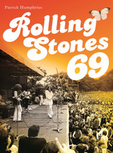 Rolling Stones 69 - Patrick Humphries signed copy (BOOK)